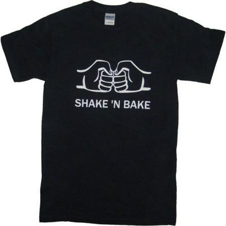Talladega Nights The Ballad of Ricky Bobby Shake N Bake T-shirt for $<!---->