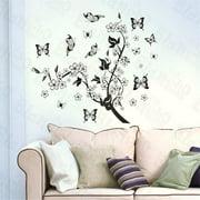 HL-2176 Sakura Sake - Large Wall Decals Stickers Appliques Home Decor