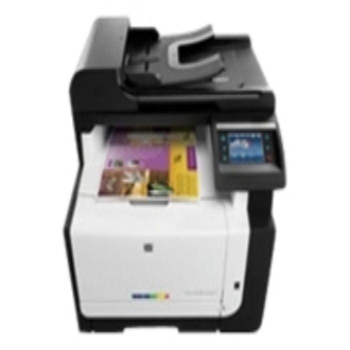 AIM Refurbish - Color LaserJet Pro CM1415FNW Multifunction Printer (AIMCE862A)
