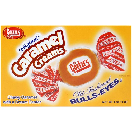 Caramel Creams Original Candy, 4 oz