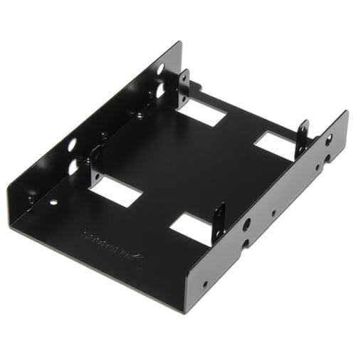 """Sabrent 2.5"""" to 3.5"""" Internal Hard Disk Drive Mounting Bracket Kit, BK-HDDF"""