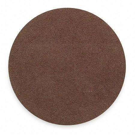 20 Coated PSA Sanding Disc 100 Grit Non Vacuum Medium Grade