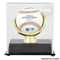 San Francisco Giants Fanatics Authentic 2014 World Series Champions Gold Glove Baseball Display Case - No Size