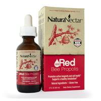 NaturaNectar Liquid Red Bee Propolis, 60 servings
