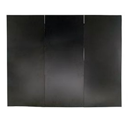 Minuteman International Fireplace Opening Draft Guard Cover - 47 x 34 in ()