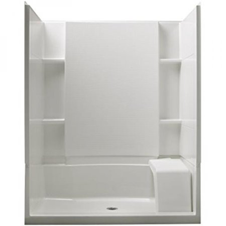 Sterling accord white vikrell shower | Plumbing Fixtures | Compare ...