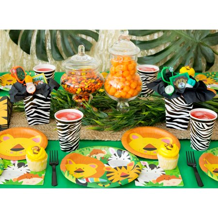 Animal Jungle Party Supplies