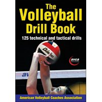 Drill Book: The Volleyball Drill Book (Paperback)