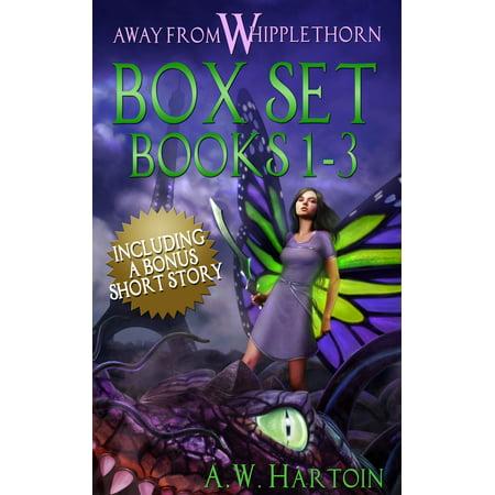 Away From Whipplethorn Box Set (Books 1-3, plus a bonus prequel) - eBook