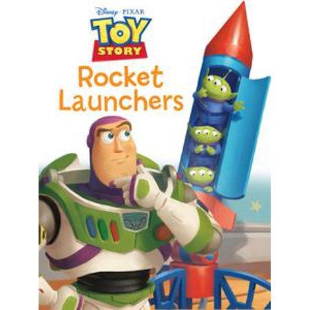 Toy Story: Rocket Launchers - eBook