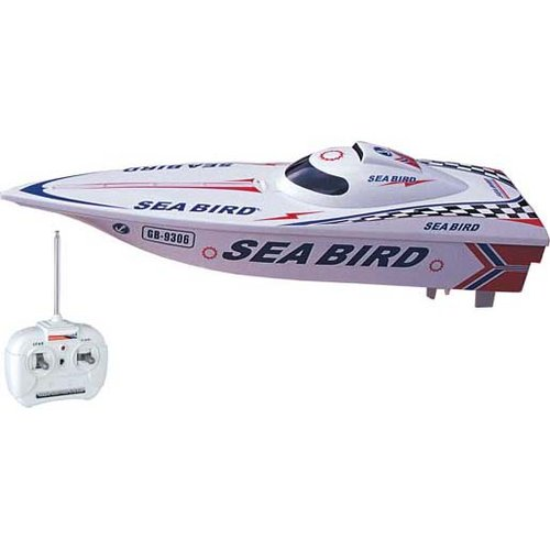Full Function Radio Control Boat, Sea Bird by Generic