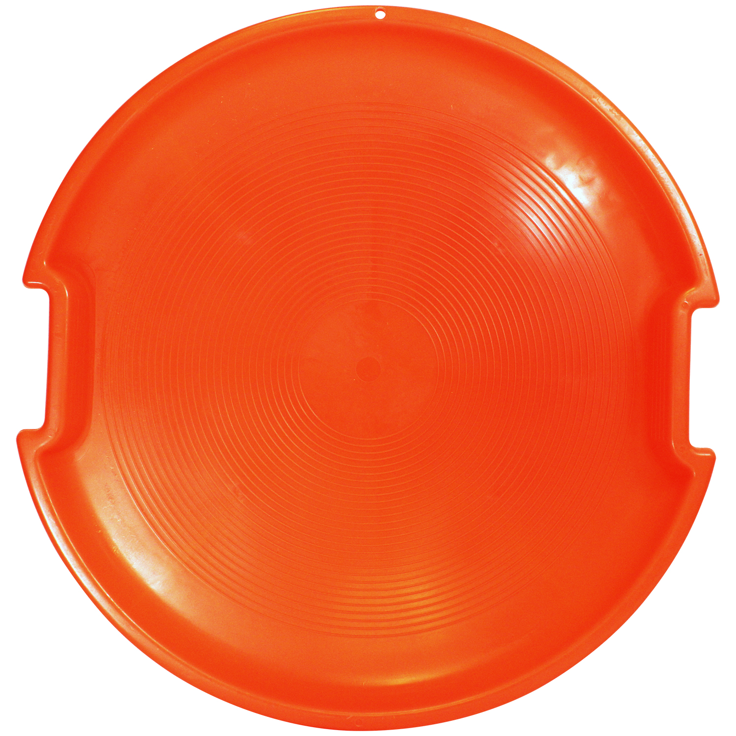 "ESP 26"" Day Glow Sno Racer Disc Sled - Neon Orange 1153"