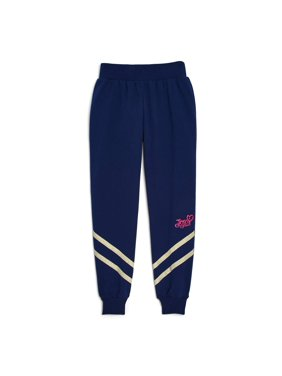 JoJo Siwa by Danskin Girls Simply Me Fitted Jogger Pants (Little Girls & Big Girls)