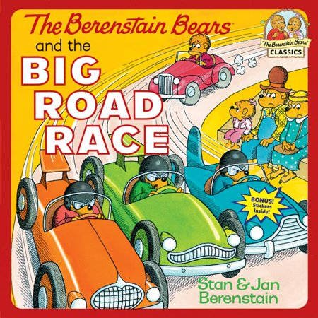 The Berenstain Bears and the Big Road Race Big Bear Little Bear