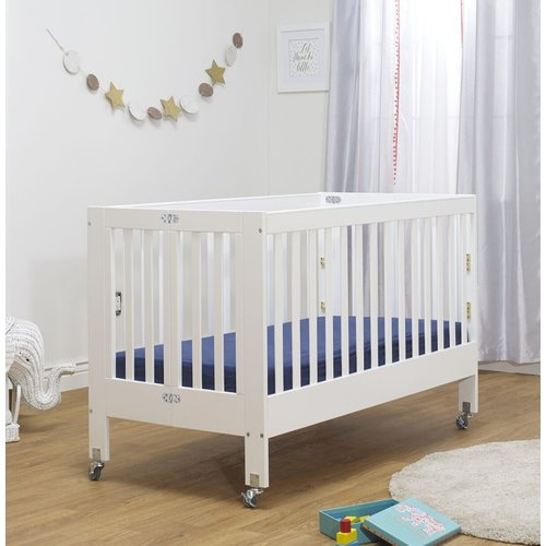 Orbelle Trading Roxy Folding Portable Crib by Orbelle Trade