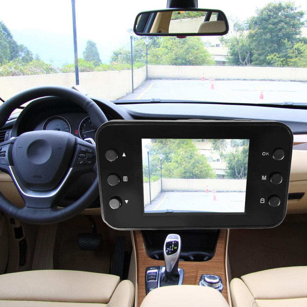 2.4'' K6000 HD Car DVR Vehicle Camera Video Dashboard Recorder Night Vision