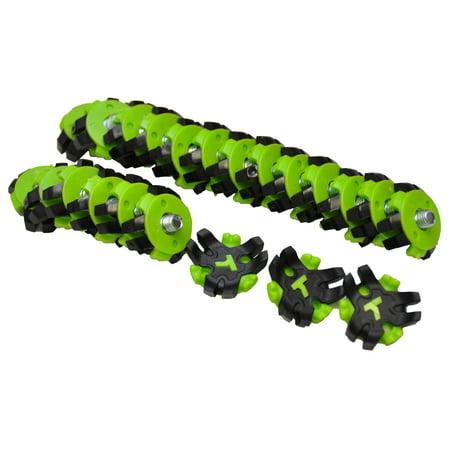 Exalt Golf Style Spikes - Green