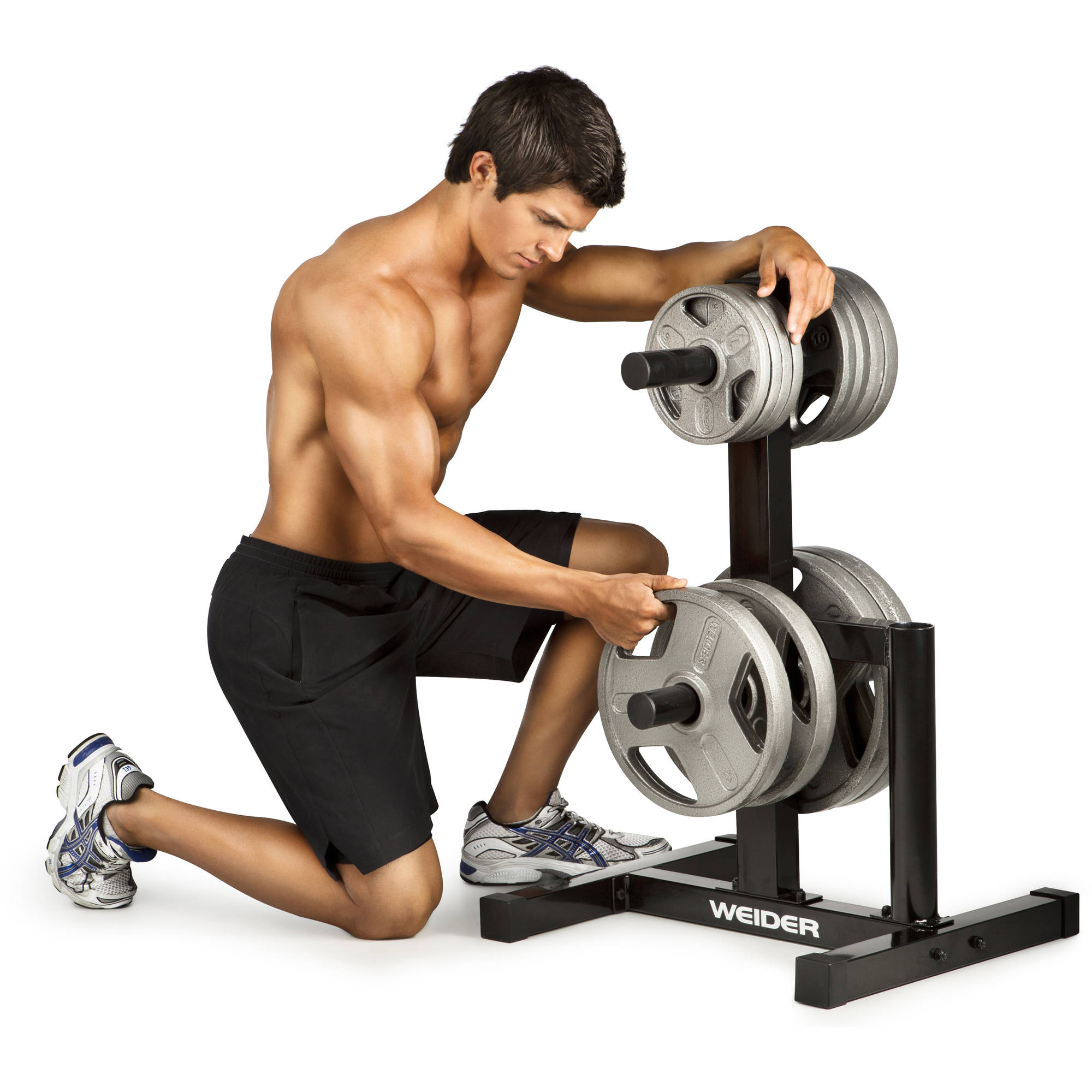 Weider Olympic-Sized Rack