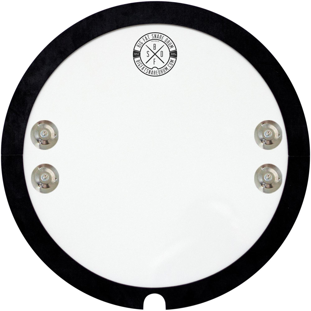 Big Fat Snare Drum Snare-Bourine 14 in. by Big Fat Snare Drum