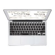 KB Covers Hebrew MacBook Air 11""