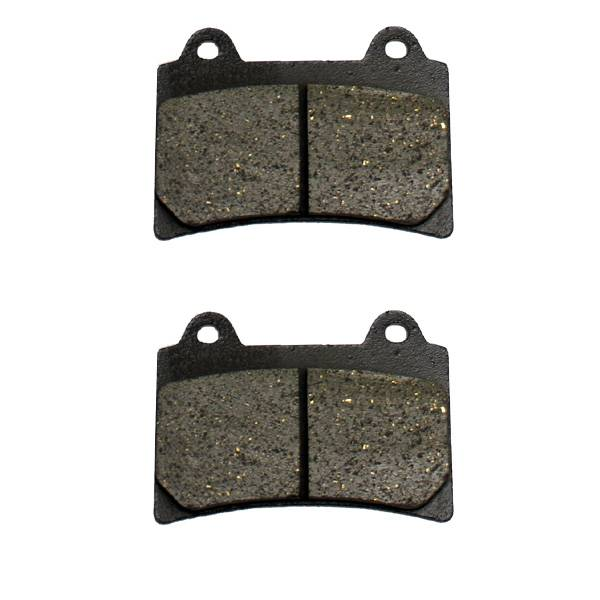 2007-2009 Yamaha Road Star XV1600 Silverado Rear Brake Pads