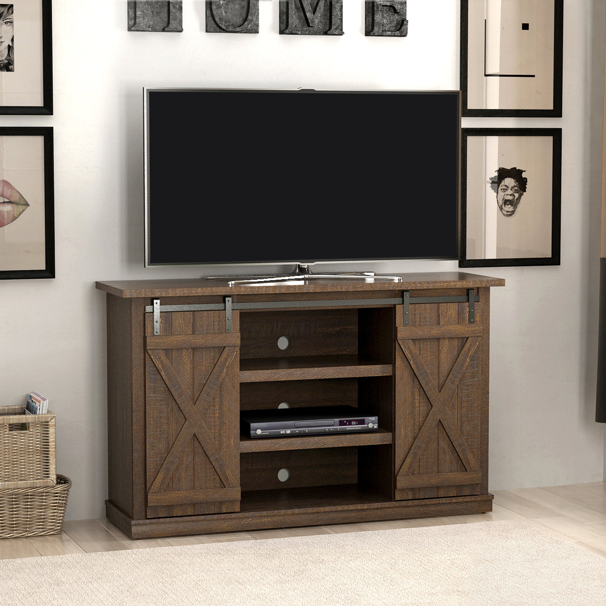 Tv stands walmart for tvs 50 to 60 sciox Image collections