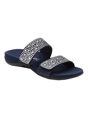 9f0c430e9e30 Product Image vionic women s samoa slide sandal navy ...