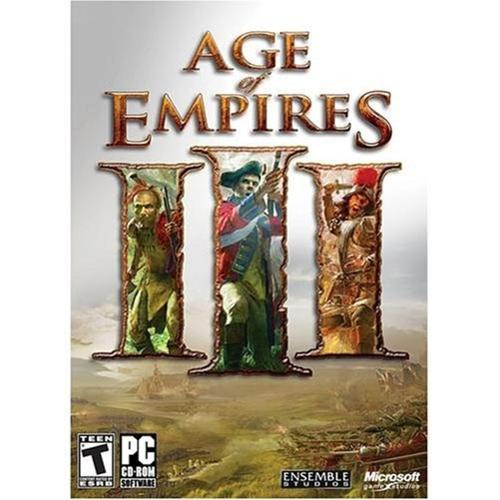 Microsoft Age of Empires III - PC