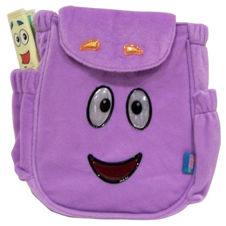 Plush Backpack   Dora The Explorer   Mr Face Rescue Bag New Soft Toys 235795