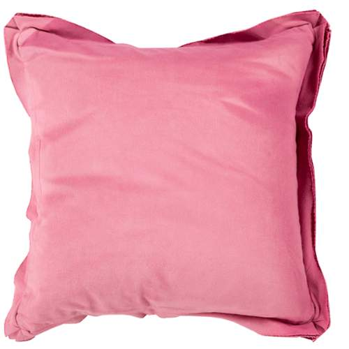 "Surya TF-003 Pillow Kit Down Feathers Square Muted Clay 22"" x 22"" Accent Pillow"