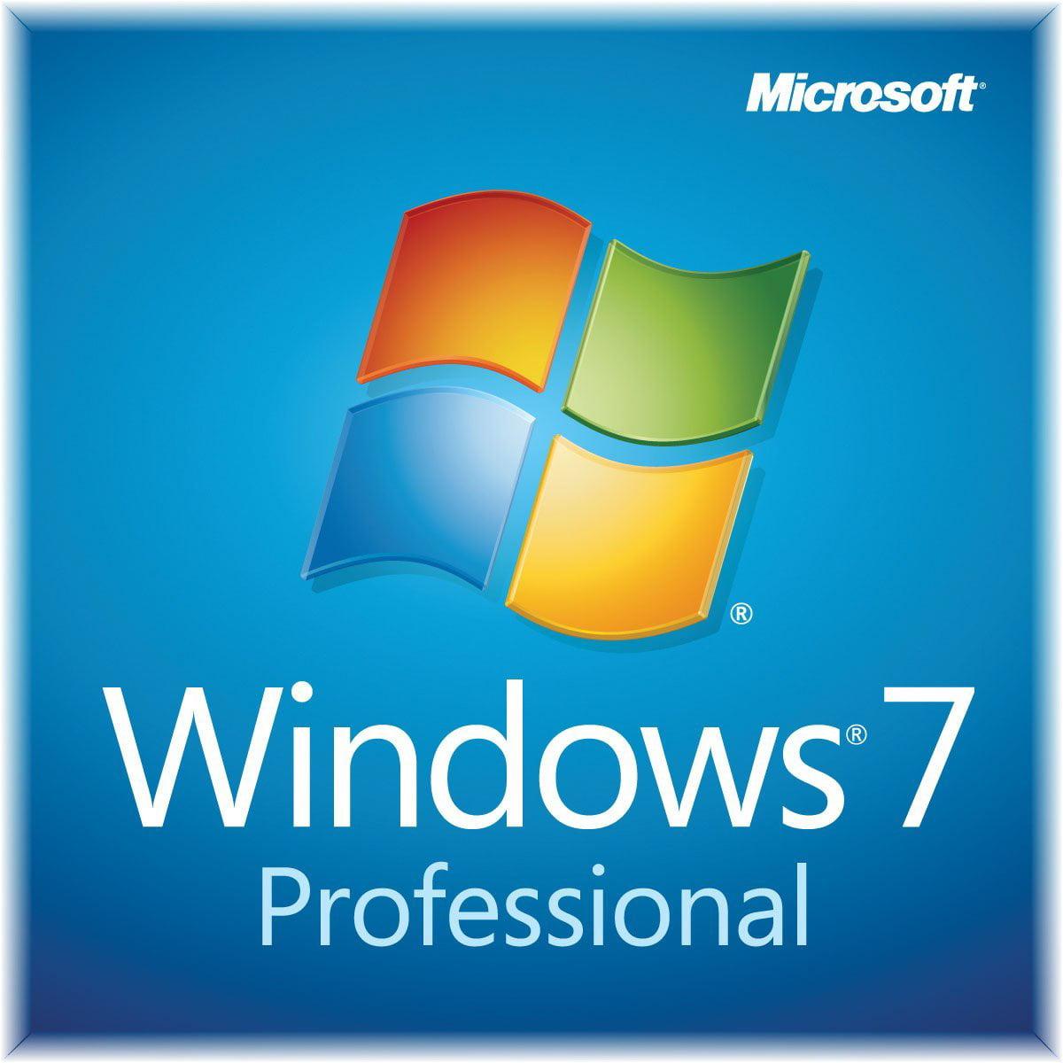 Microsoft windows 7 professional 32/64 bit ( dvd ) buy microsoft.