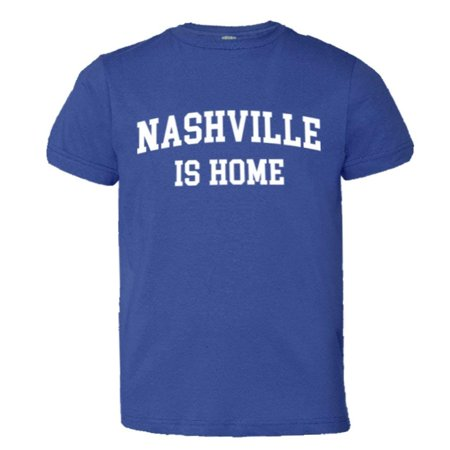 PleaseMeTees™ Youth Nashville TN Tennessee Is Home Born In From HQ Tee