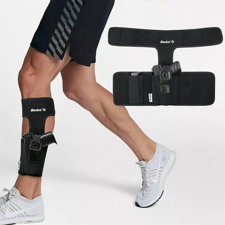 Becko Guns Belly / Ankle Holster Fits Glock Ruger Sig (Ankle Holster For Sig P238 With Laser)