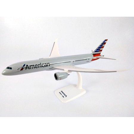 Boeing 787-9 (787) Dreamliner American Airlines 1/200 Scale Model Airplane (Airlines Model Airplane)