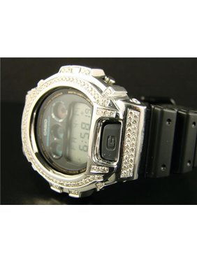 72690686ad14 Product Image G-Shock Casio Mens G Shock 6900 Diamond Watch 5.0 Ct