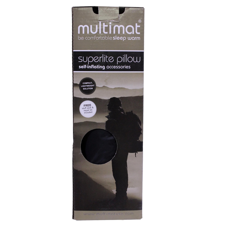 Proforce Equipment Pillow Superlite, Black by Proforce Equipment