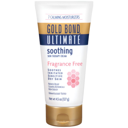 Gold Bond Ultimate Soothing Skin Therapy Cream with Chamomile , 4.5 oz