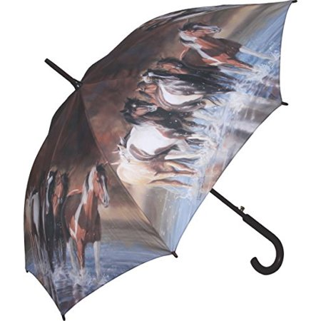 "River's Edge Products 45"" Full Size Horse Umbrella - image 4 of 4"