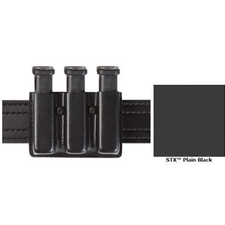 Safariland Model 775 Slim Triple Mag Pouch Open Top STX B/W For Glock 20 21 (Safariland Mag Pouch)