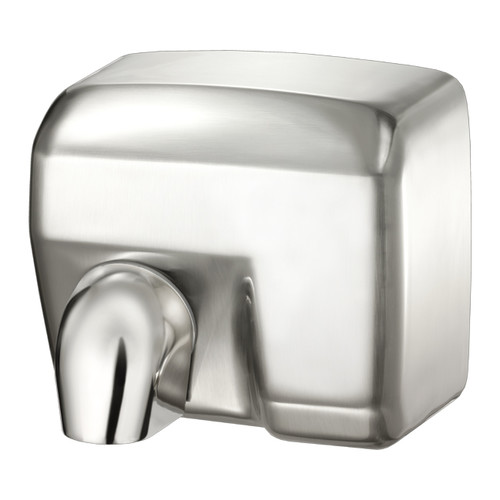 Palmer Fixture Conventional Series Automatic 110/120 Volt Hand Dryer in Brushed Chrome
