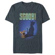 Scooby Doo Men's Scoob! Dog Shadow T-Shirt