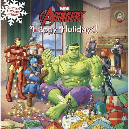 Marvel Avengers: Happy Holidays! - Happy Holidays Special Ed