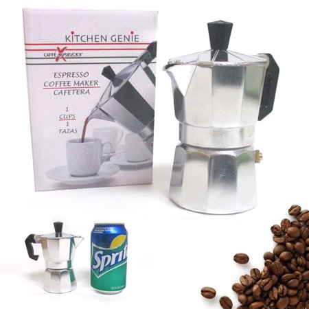 Coffee Maker Cafetera Espresso Latte Coffeemaker Expresso Mini 1 Cup Brewer