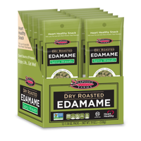 SEAPOINT FARMS, Dry Roasted Edamame Spicy Wasabi, 1.58oz. (144count)