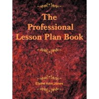 The Professional Lesson Plan Book