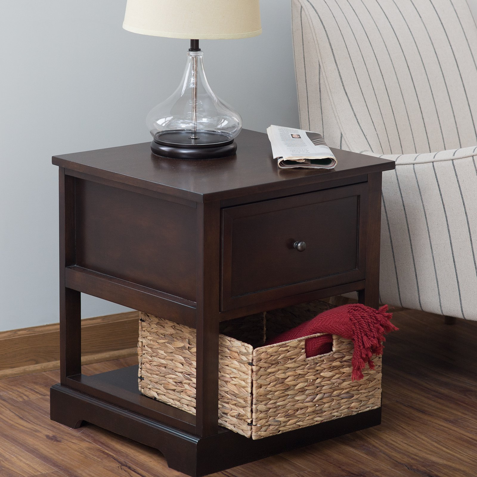 Belham Living Bradford End Table Walmartcom