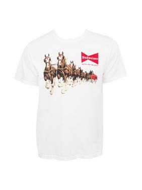a455231cd142d Budweiser Mens T-Shirts   Tank Tops - Walmart.com
