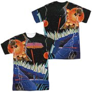 Atari - Gravitar (Front/Back Print) - Short Sleeve Shirt - Large