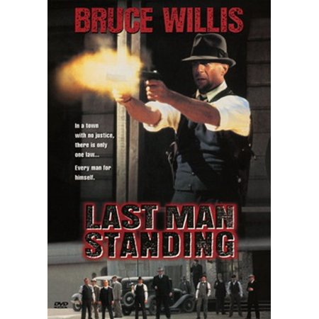 Last Man Standing (DVD) for $<!---->