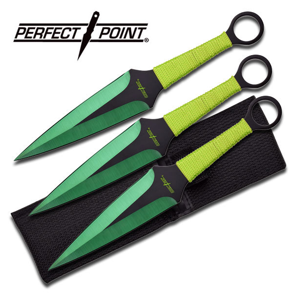 Perfect Point Throwing Knife Set